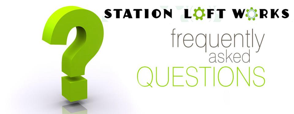 Station Loft Works - FAQs